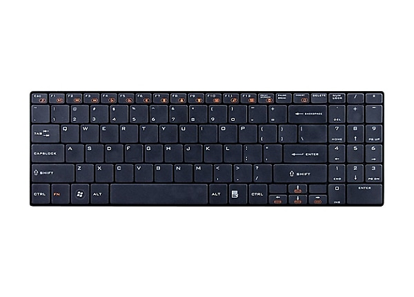 Man & Machine Its Cool - keyboard - black