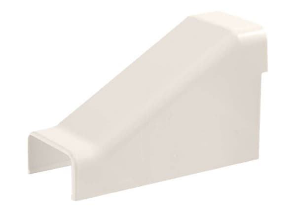 C2G Wiremold Uniduct 2800 Drop Ceiling Connector - Fog White - cable racewa