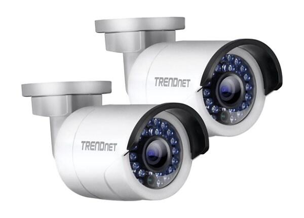 TRENDnet TV IP320PI2K - network surveillance camera