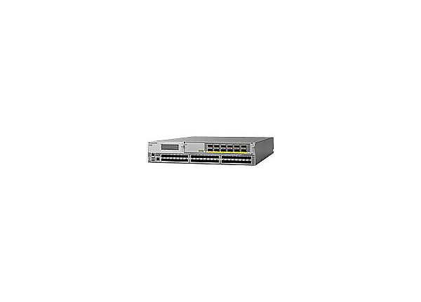 Cisco ONE Nexus 9396PX - switch - 48 ports - managed - rack-mountable