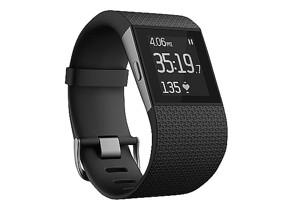 Fitbit Surge Small smart watch - black