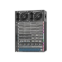 Cisco Catalyst 4510R+E - switch - 96 ports - managed - rack-mountable - wit