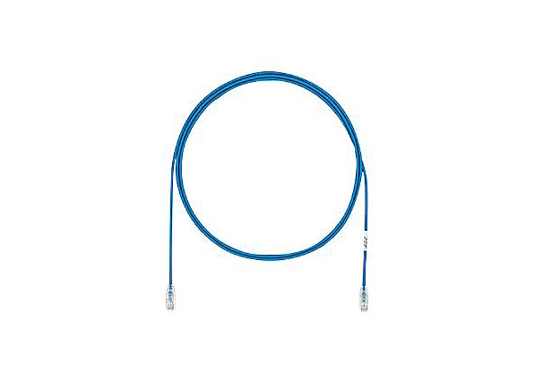 Panduit TX6A-28 Category 6A Performance - patch cable - 25 ft - blue