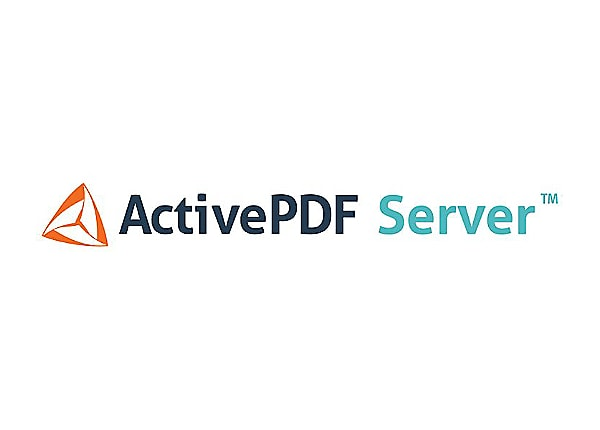 ActivePDF Server - subscription license renewal (1 year) - 1 user