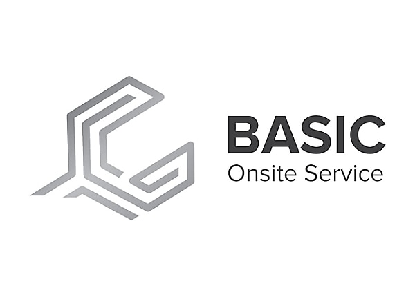 Fujitsu Basic extended service agreement - 3 years - on-site