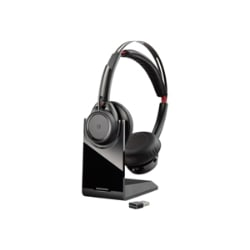 Poly Voyager Focus UC B825-M - headset - for Microsoft Lync