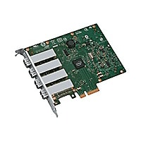Intel Ethernet Server Adapter I350-F4 - network adapter