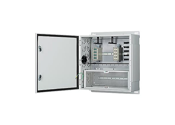 Panduit IndustrialNet Ethernet Enclosure - network device enclosure