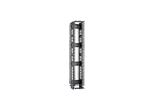 Panduit PatchRunner High Capacity Vertical Cable Manager - rack cable manag