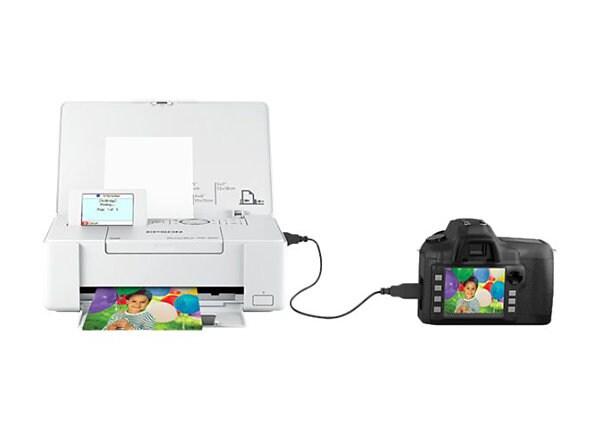 Epson PictureMate PM-400 - printer - color - ink-jet