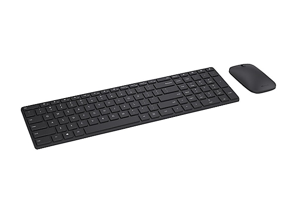 Microsoft Designer Bluetooth Desktop - keyboard and mouse set - Canadian En