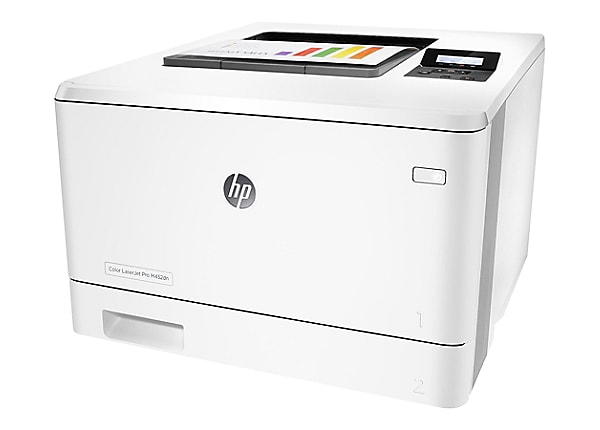 HP Color LaserJet Pro M452dn ($399-$130 savings=$269, 6/29)