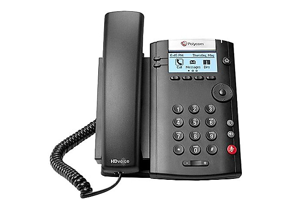 Poly VVX 201 - VoIP phone - 3-way call capability