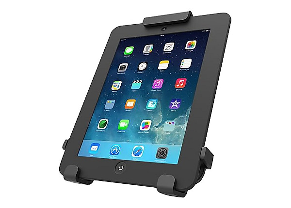 Compulocks Rugged Holder - Universal Tablet Counter Top Kiosk / Wall Mount