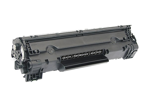 Clover Reman. Toner for HP CE278A (78A), Black, 2-Pack, 2,100 x 2 page yld.