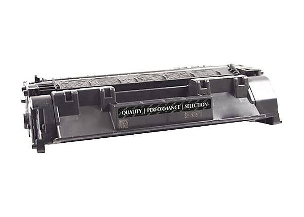 Clover Reman. Toner for HP CF280A (80A), Black, 2-Pack, 2,700 x 2 page yld.