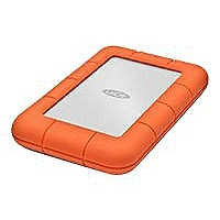LaCie Rugged Mini - hard drive - 1 TB - USB 3.0