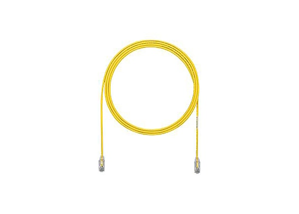 Panduit TX6-28 Category 6 Performance - patch cable - 2 ft - yellow
