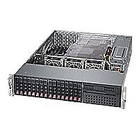 Supermicro SuperServer 2028R-C1RT4+ - rack-mountable - no CPU - 0 MB