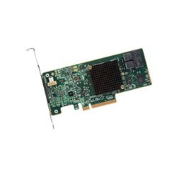 Broadcom MegaRAID SAS 9341-8i - storage controller (RAID) - SATA / SAS 12Gb