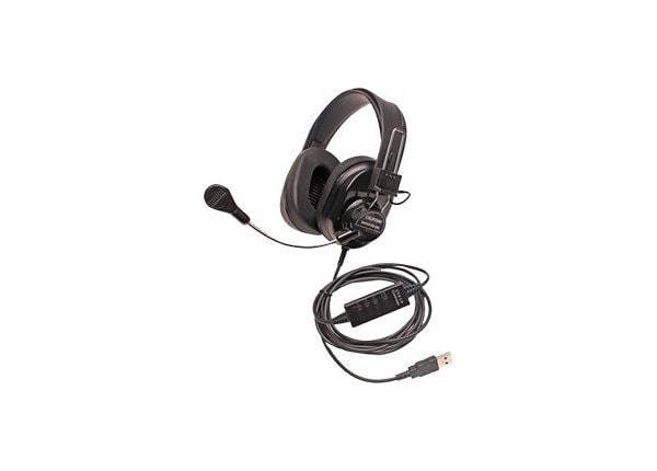 Califone 3066BKT - headset