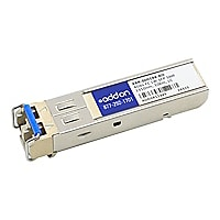 AddOn Brocade XBR-000144 Compatible SFP Transceiver - SFP (mini-GBIC) trans