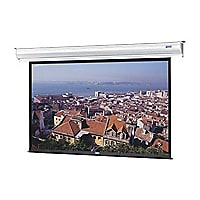 Da-Lite Contour Electrol HDTV Format - projection screen - 110 in (109.8 in