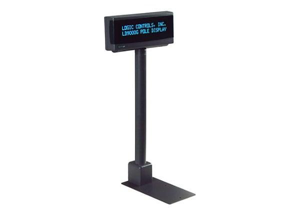 Logic Controls LDX9000 - customer display