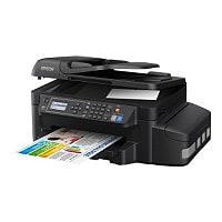 Epson WorkForce ET-4550 EcoTank - multifunction printer ( colour )