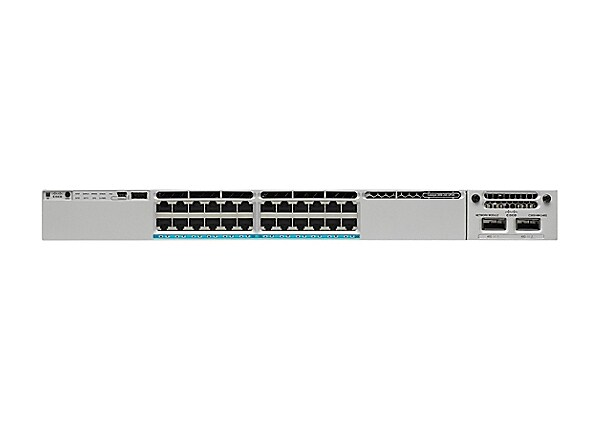 Cisco Catalyst 3850-24XU-L - switch - 24 ports - managed - rack-mountable