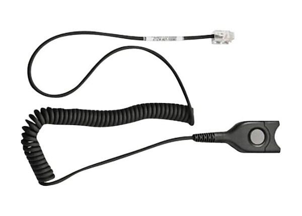 Sennheiser CSTD 01 - câble pour casque micro