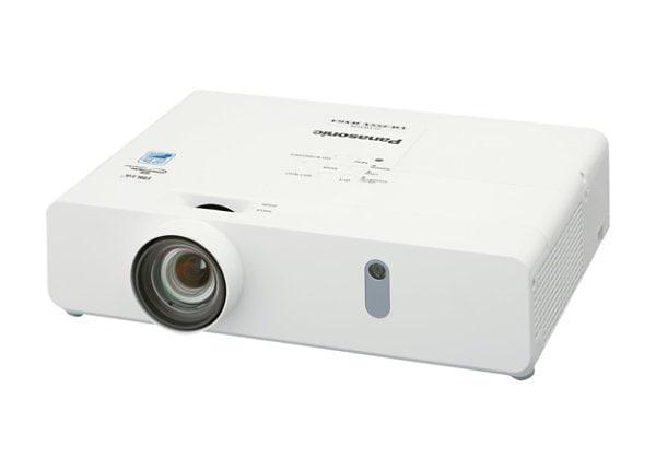 Panasonic PT-VX425NU - 3LCD projector - WiDi / 802.11a/b/g/n wireless / Mir