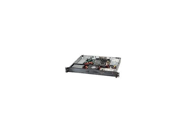 Supermicro SuperServer 5018A-MLTN4 - rack-mountable - Atom C2550 - 0 MB - 0