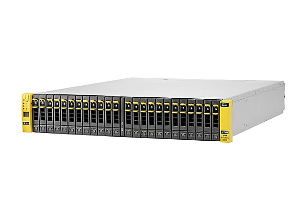 HPE 3PAR StoreServ 8200 2-node Storage Base - hard drive array