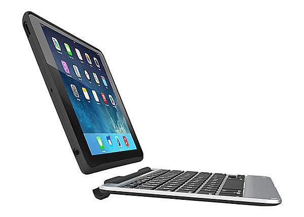 ZAGG Slim Book keyboard and folio case for iPad mini 4
