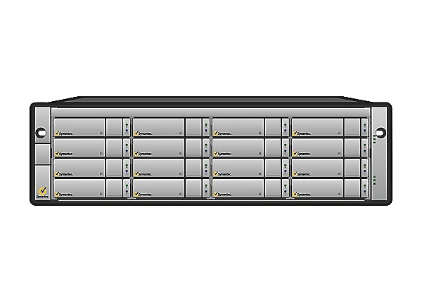Veritas NetBackup 5220 First Storage Shelf with External Storage Kit 96GB D