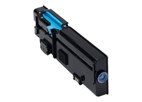 Dell - cyan - original - toner cartridge