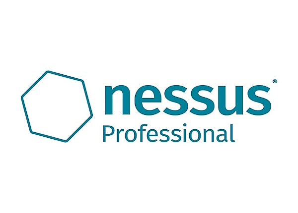 Nessus Professional - licence d'abonnement On-Premise (1 an) - 1 scanner