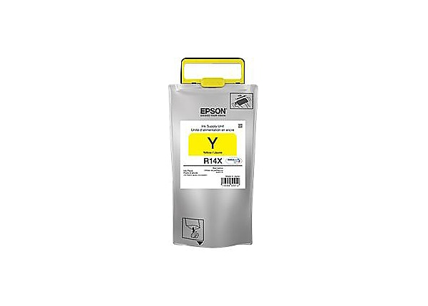 Epson r14x - Extra High Capacity - yellow - original - ink pack