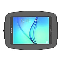 "Compulocks Space - Galaxy Tab A 9.7"" Enclosure Wall Mount - Black - wall mo"