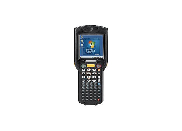 Zebra MC3200 Standard - data collection terminal - Win Embedded Compact 7 -