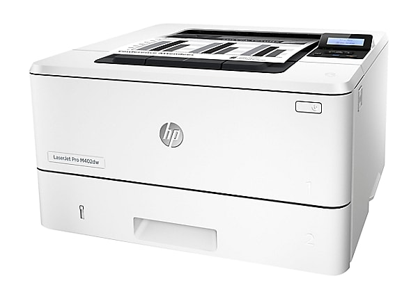 HP LaserJet Pro M402dw - printer - monochrome - laser