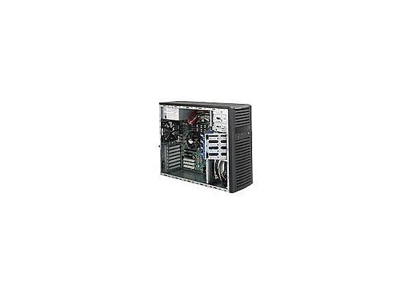 Supermicro SC732 D4-500B - mid tower - extended ATX
