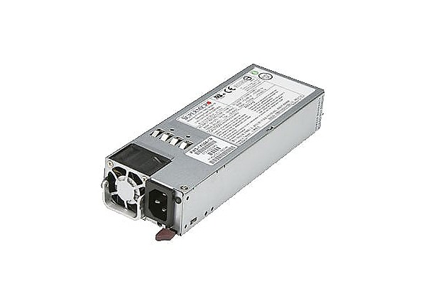 Supermicro PWS-1K02A-1R - power supply - 1000 Watt