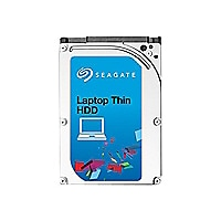 Seagate Laptop Thin HDD ST500LM023 - hard drive - 500 GB - SATA 6Gb/s