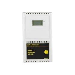 Sensaphone Room Humidity Sensor with Display - environmental monitoring sen