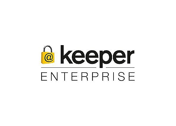 Keeper Enterprise - subscription license (1 year) - 1 user