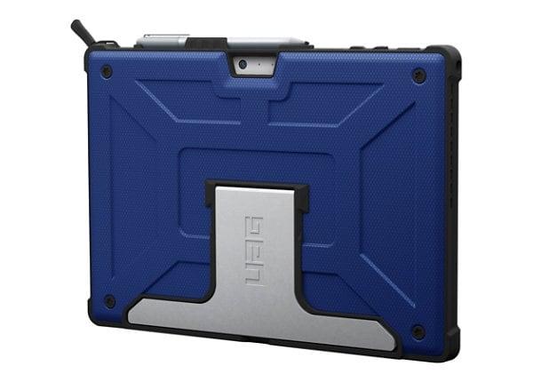UAG Rugged Case for Surface Pro 6, Pro 5, Pro LTE, Pro 4 - Cobalt - case fo