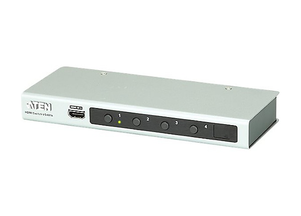 ATEN VS481B - video/audio switch - 4 ports