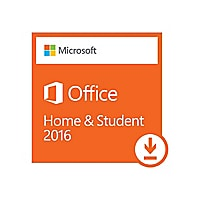 Microsoft Office Home and Student 2016 - license - 1 PC